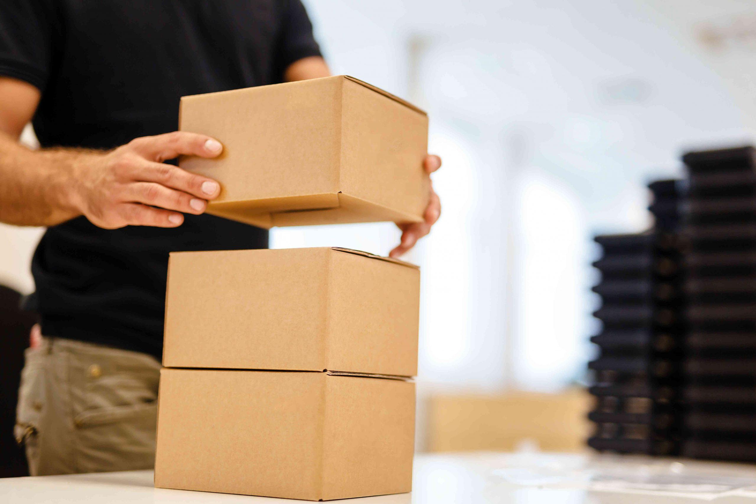 Empacando Organizando